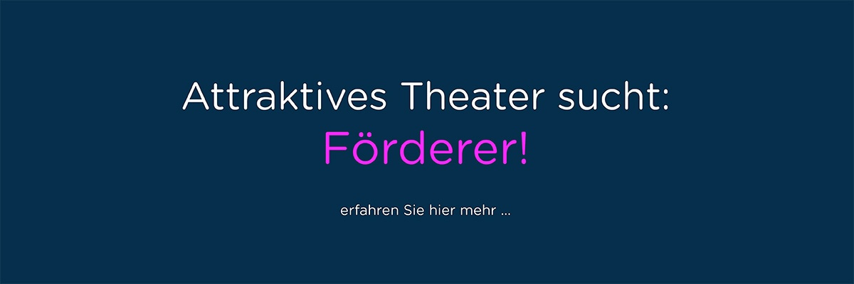 Theater Mephisto & Co - Förderung - Sponsoring - Theater in Konstanz am Bodensee